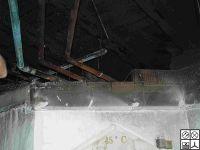 Sanierung eines Brandschadens im Saunaland Bad Sobernheim